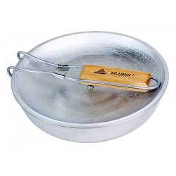 Сковорода 280 с откидной ручкой (глубокая)