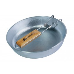 Сковорода 240 с откидной ручкой (глубокая)